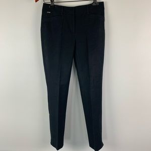 WHBM Size 00 The Slim Ankle Career Stretchy Chinos